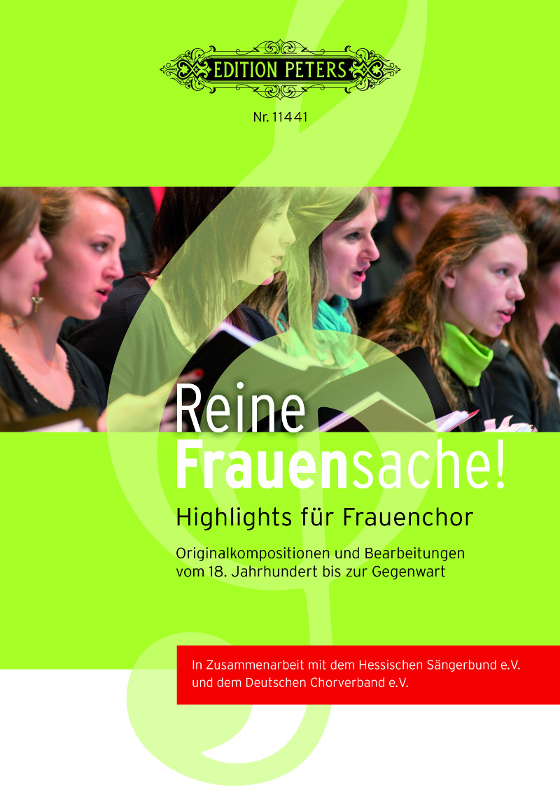 Cover Reine Frauensache web